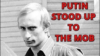 How The Young KGB Lieutenant Colonel Putin Saved KGB Offices In Dresden From East German Protestors