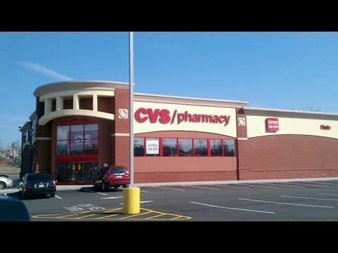 Pharmacy Revenue Helps Boost CVS Caremark's Earnings More Than 12%