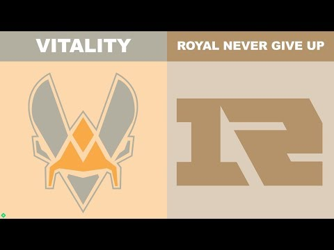 VIT vs RNG - Worlds 2018 Group Stage Day 5 - Vitality vs Royal Never Give Up
