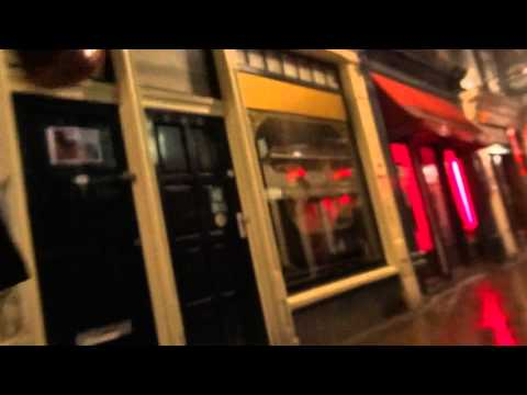 Whores RLD Red Light District Amsterdam Netherlands Slutgarden Sex & Brothel Video