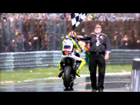 the best of valentino rossi 2013