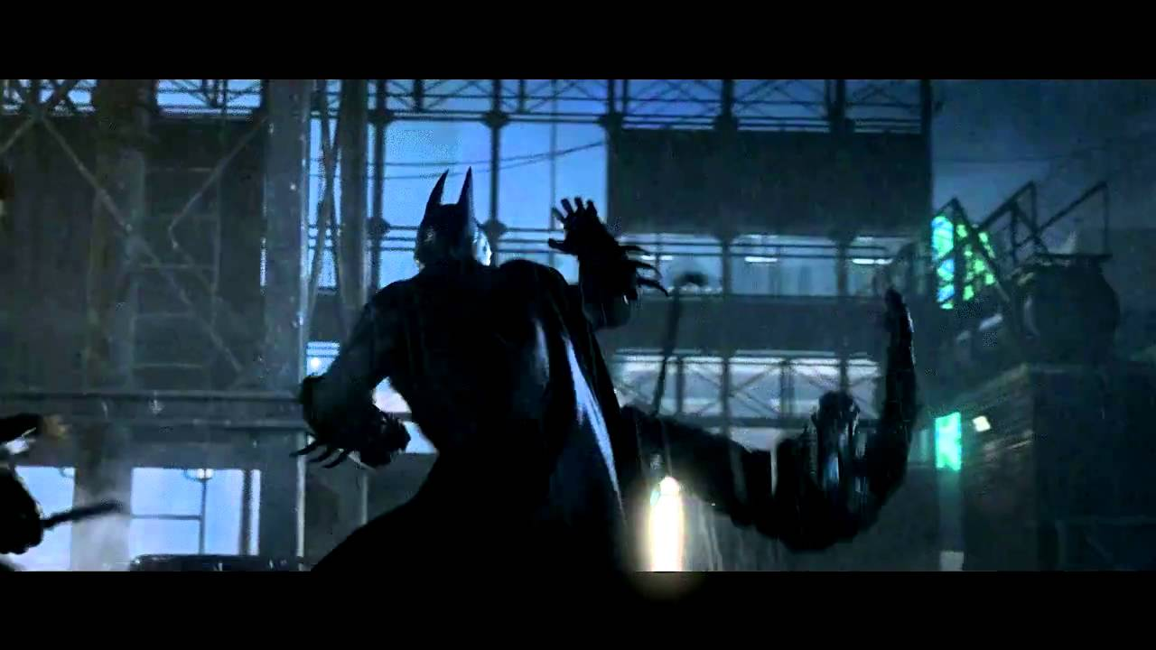 batman arkham city trailer - photo #49