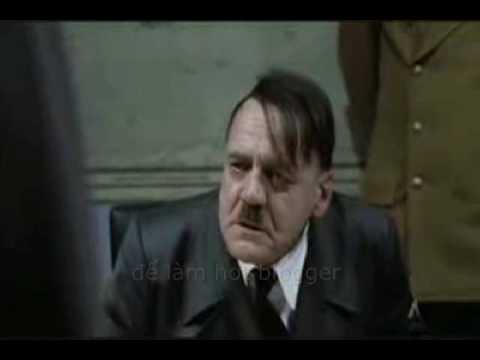 Tài khoản Facebook và đường truyền Internet của Hitler bị cắt