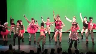 AMERICAS MOST TALENTED SCHOOL NEXT GENERATION DANCERS