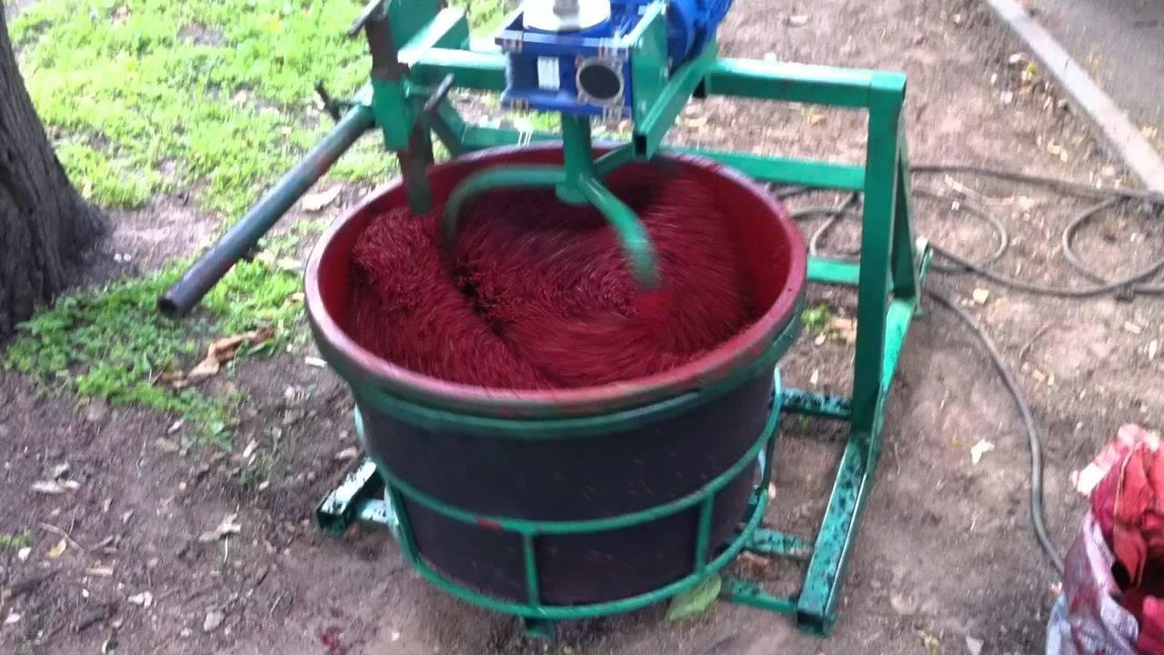 Бетономешалка для глины