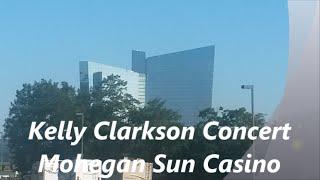 Kelly Clarkson Concert - Mohegan Sun Casino