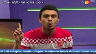 Dikir Warriors Legasi Mat Che Su ( MHI TV3 ) **Versi