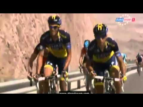Alberto Contador tour de Omn 2013-etapa 5