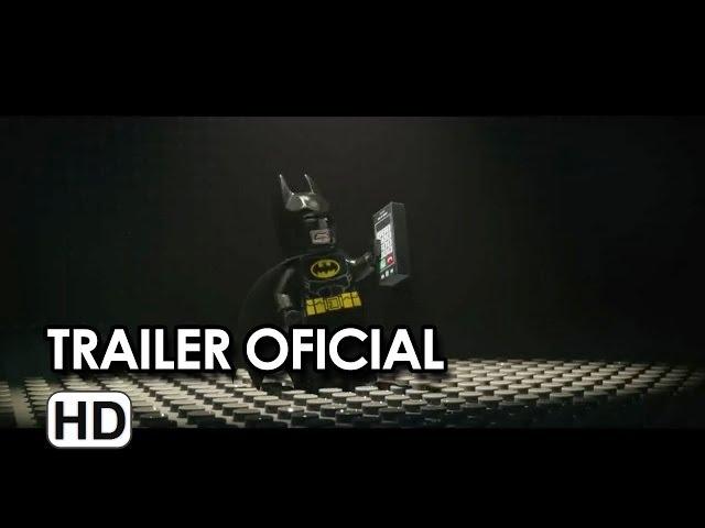Uma Aventura LEGO® - Conheça o Batman (2014) HD