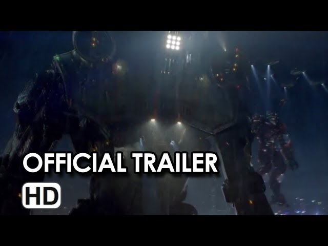 Pacific Rim Official Trailer - At The Edge (2013) - Guillermo del Toro Movie HD