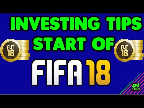 FIFA 18 INVESTING EARLY PAYS OFF ¦ FIFA 18 TRADING TIPS