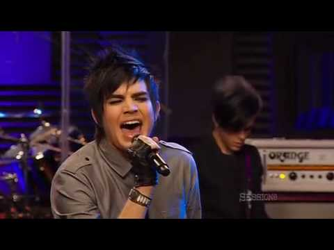 "Adam Lambert - ""Fever""- AOL Sessions -ziWGjZhKwHk"