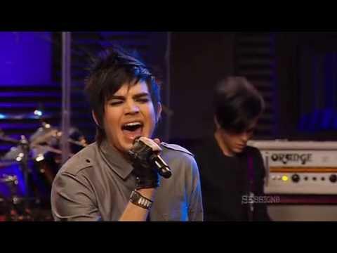 "Adam Lambert - ""Fever""- AOL Sessions -ziWGjZhKwHk"