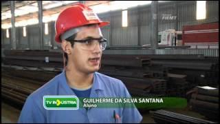 TV Indústria: Conheça o mercado de trabalho para quem cursa Mecatrônica no Senai-MT 16/05/2011 view on youtube.com tube online.