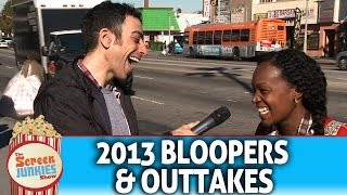 2013 Bloopers & Outtakes