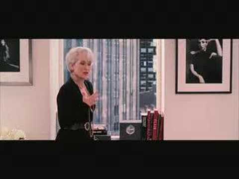 The Devil Wears Prada. Trailer