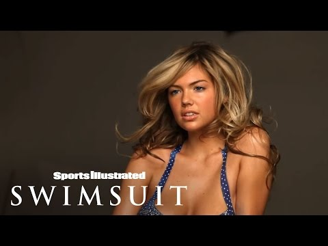 Swim Daily Exclusive: Kate Upton Wearing Nothing But Paint!