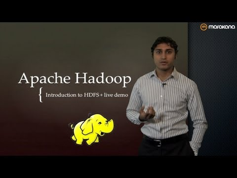 Hadoop Tutorial: Intro to HDFS - YouTube