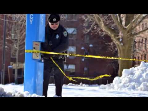 Bomb Fake Harvard University - Evacuation - Bomb Threat