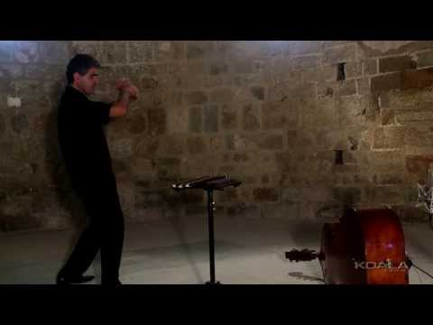 Renaud Garcia-Fons - Beyond the double bass [Trailer] online metal music video by RENAUD GARCIA-FONS