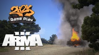 [ArmA 3 - Online Ep. 4 - Wasteland] Video