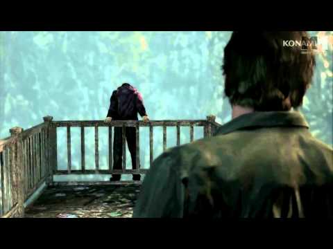 Silent Hill Downpour | E3 trailer (2011)