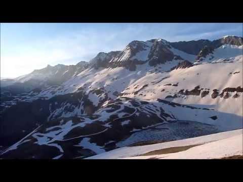 Ascensión y descenso con esquís de Peña Sabocos