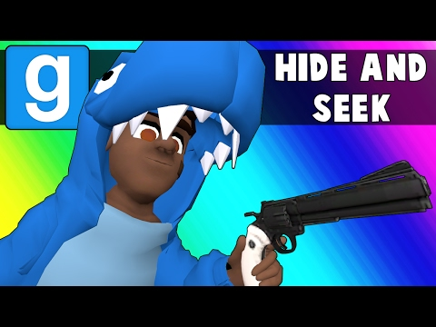 Gmod Hide and Seek  Dinosaurs are Back Garrys Mod Funny Moments