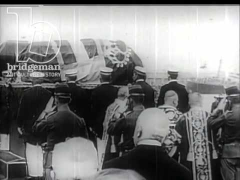 Clip of the Week - Funeral of Franz Ferdinand, 4 July 1914