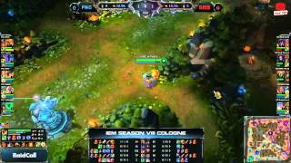 [IEM8] [Cologne] [Chung kết] [Game 1] Fnatic vs Gambit Gaming [25.11.2013]