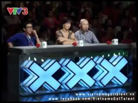 Huy Tuấn chửi đểu Thành Lộc - Vietnam's Got Talent