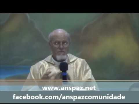 ANSPAZ - Evangelho e Homilia Padre José Sometti - Yeshua - 23.04.2017