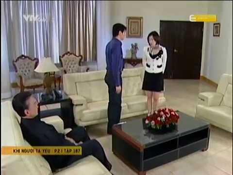 Khi người ta yêu  - Tập 187 - Khi nguoi ta yeu - Phim Han Quoc
