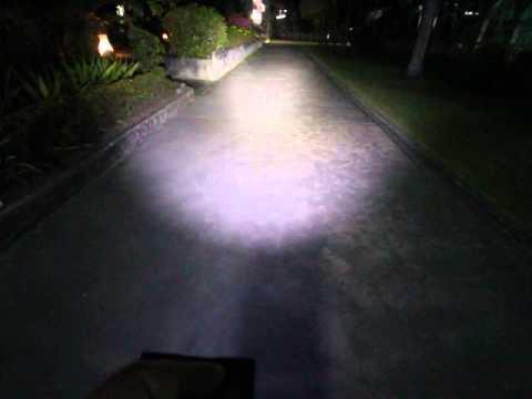 SOLARSTORM X3 6000 Lumens cycle light