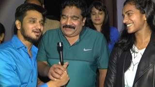 PV Sindhu Watched Ekkadiki Pothavu Chinnavada