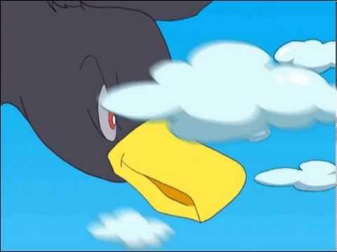 Chuyện kể bé nghe tập 14 - Đại bàng và chim sẻ