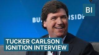 Fox News' Tucker Carlson Full 2017 IGNITION Interview