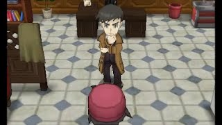 Pokemon X/Y The Looker Detective Agency Quest (All