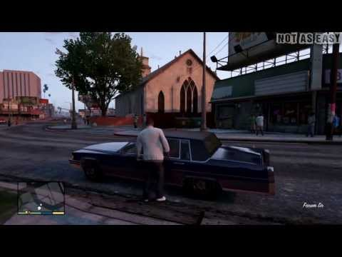 Grand Theft Auto V (GTA 5) Gameplay Walkthrough Part 11 The Long Stretch [ Full HD ]