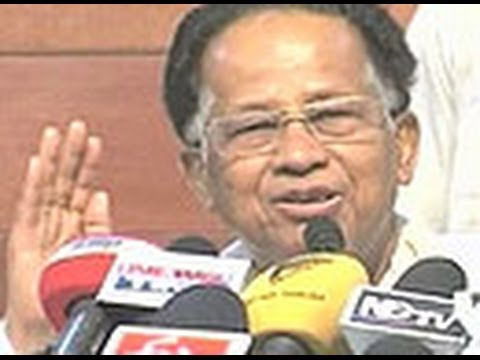 Facing dissidence, Assam Chief Minister Tarun Gogoi summoned