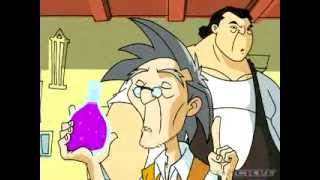 Jackie Chan Adventures Queen Of The Shadowkhan