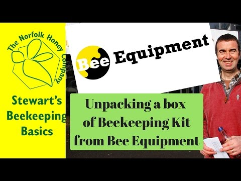 Basic Beekeeping Equipment #Beekeeping Basics - The Norfolk Honey Co.