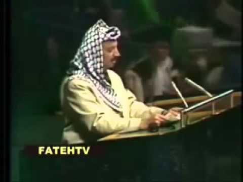 1974 : Arafat rend hommage à l'Algérie et remercie Bouteflika