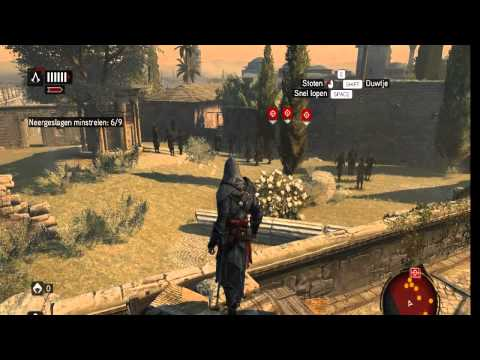 Assassin's Creed Revelations - Burgers Slaan?! #19
