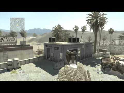 Amazing Hard Strafes Montage on Console (MW2) (Xbox360)