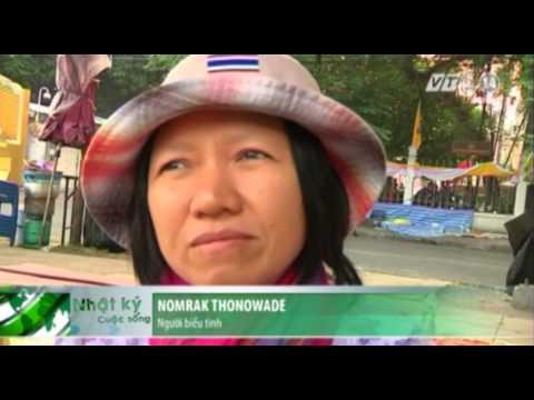 VTC14_Hoạt động biểu tình tiếp diễn tại Thái Lan
