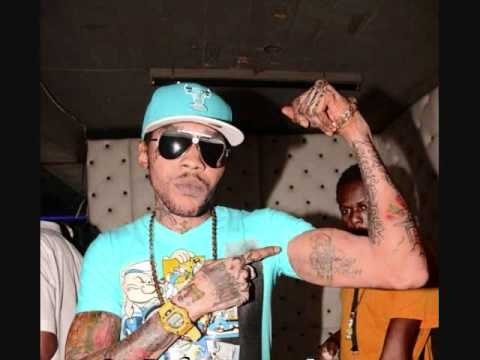 Vybz Kartel - Duppy Know Who Fi Frighten (CR203 REC) JUNE 2011.
