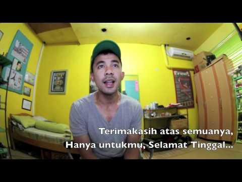 Volland Humonggio - SELAMAT TINGGAL (lyric)