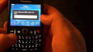 2 Ways How To Unlock Blackberry Curve 8320 8520 8530