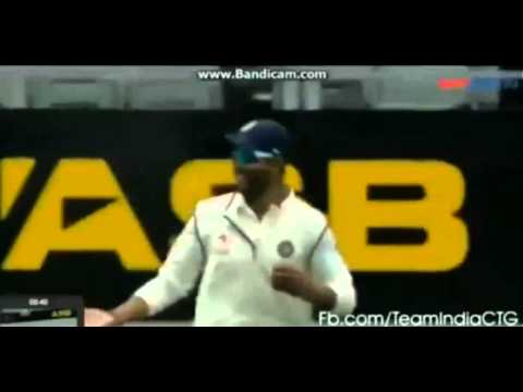 Ravindra Jadeja's Amazing Catch to dismiss McCullum on 225 - India vs News Zealand 1st Test 2014